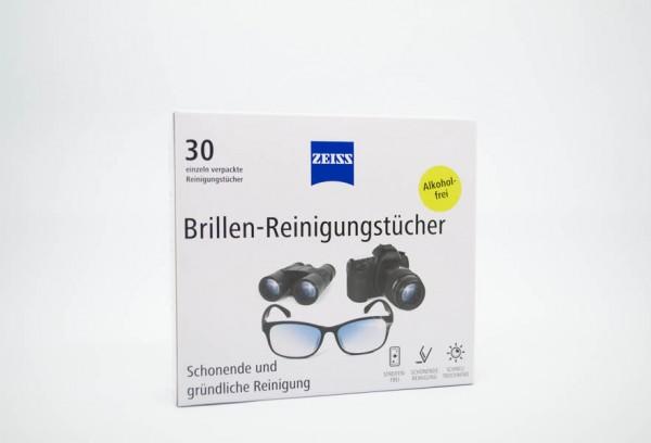 Brillen-Reinigungstücher