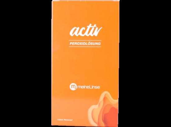 meineLinse Active Peroxidlösung