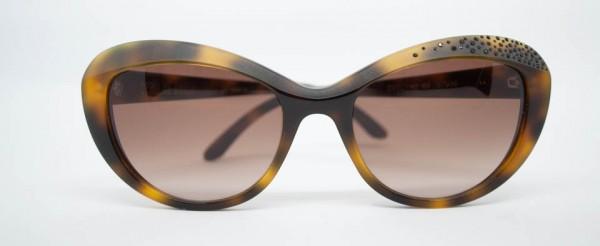 Caroline Abram Sonnenbrille braun