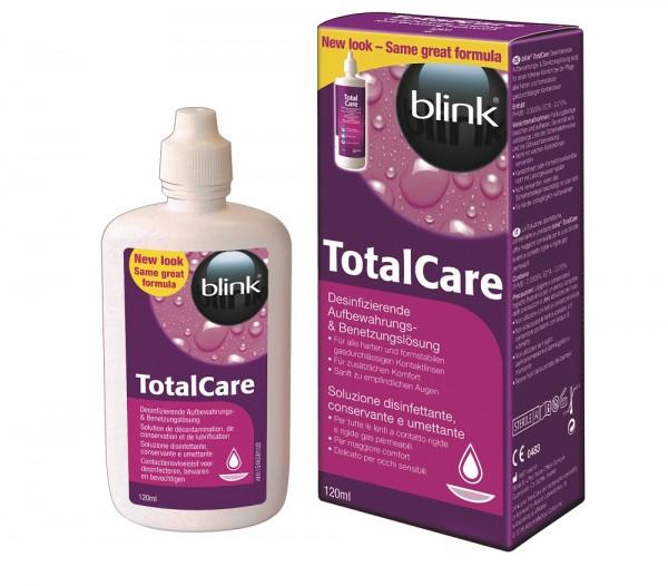 TotalCare Desinfizierende Aufbewahrungs- & Benetzungslösung